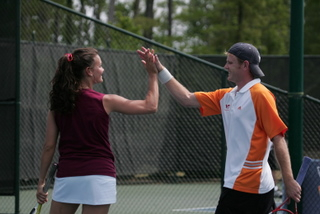 VA Tech High Five