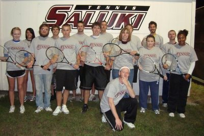 Southern Illinois University - Edwardsville Club Tennis Team (400)