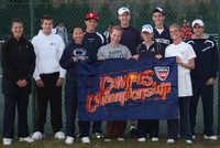 Penn State, 2008 USTA Campus Championship - Middle States Champion (200)