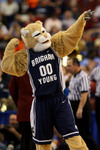Brigham Young University Club Tennis Team Mascot (150)