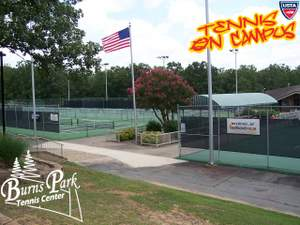 Burns Park Tennis Center, 1