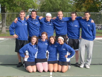 Moody Bible Institute Club Tennis Team (400)