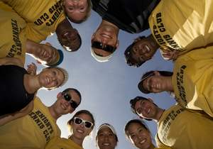 University of Central Florida Club Tennis Team - Circle