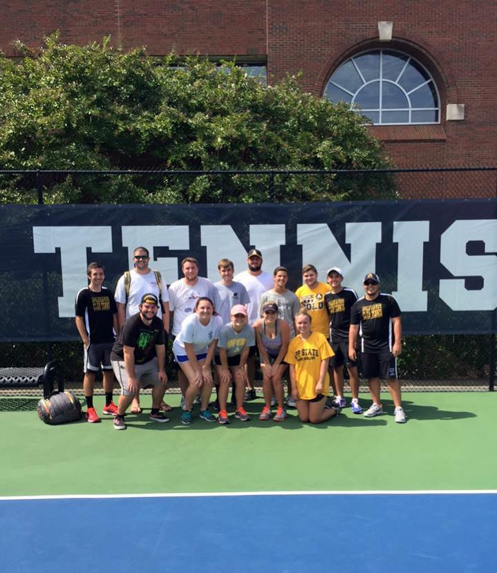 promo code a3f94 cee0b Appalachian State University Club Tennis Team