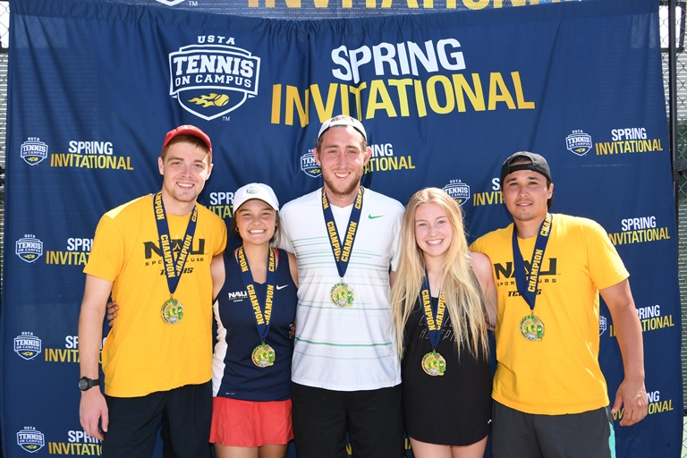 Northern Arizona - Spring Invitational Champs 17