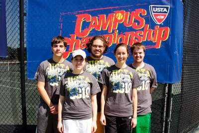 Stetson University Club Tennis Team