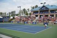Cary Tennis Park Stadium Court - 2008 USTA National Campus Championship