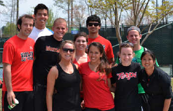 2011 University of Maryland - College Park Team Photo
