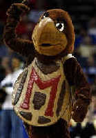 2011 University of Maryland - College Park Team Mascot