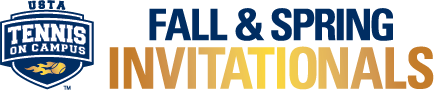 Fall and Spring Invitationals Logo