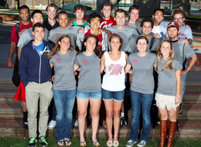 Stanford University 2011 Team Photo