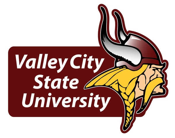 Valley City State University Viking Mascot