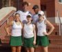 Stetson University Club Tennis 2011 Team Photo