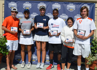 2011 Fall Invitational Winners UVA