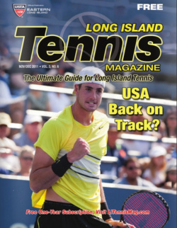 Long Island Tennis Magazine Nov Dec 2011