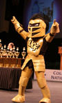 University of Central Florida Mascot (150)