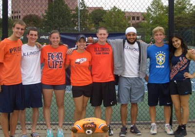 University of Illinois from MoValley Fall Invite