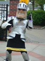 The College of St. Rose Mascot