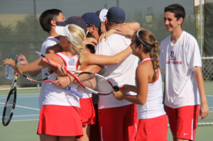 Arizona Hug for 2013 Nationals Day 1 Recap
