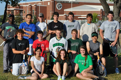 University of North Dakota 2013 Team Photo