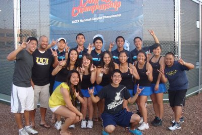 University of California - Irvine Team (300)