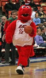 University of Illinois at Chicago Team Mascot