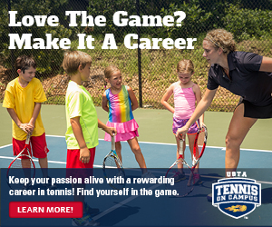 Careers In Tennis Ad