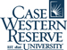 Case Western Reserve logo blue no tag