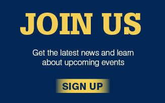 Join Us - get the latest news and learn about upcoming events SIGN UP