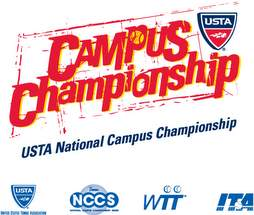 USTA National Campus Championship Logo (254)