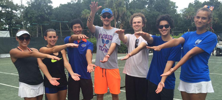 Gator Chomp for Day 1 Recap