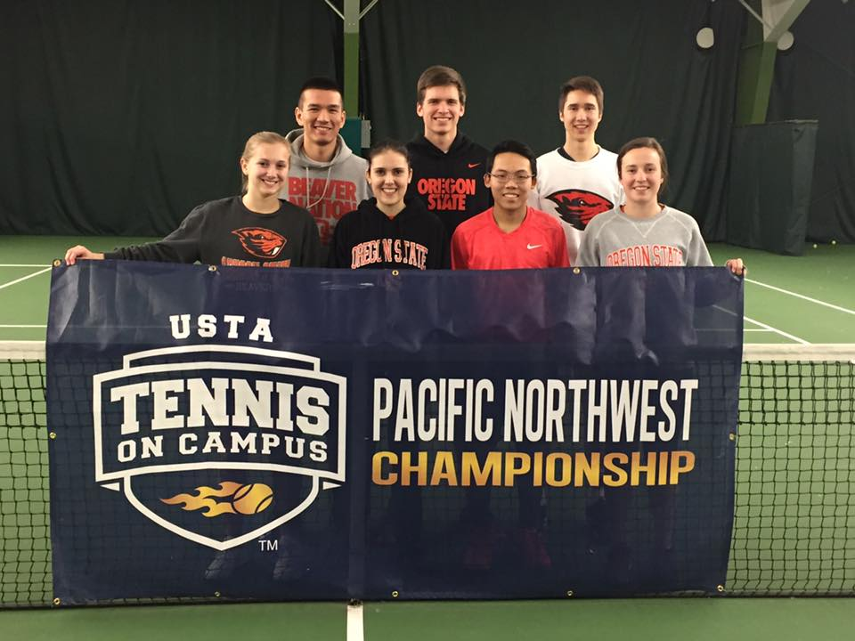 Oregon State University - 2016 PNW Champs