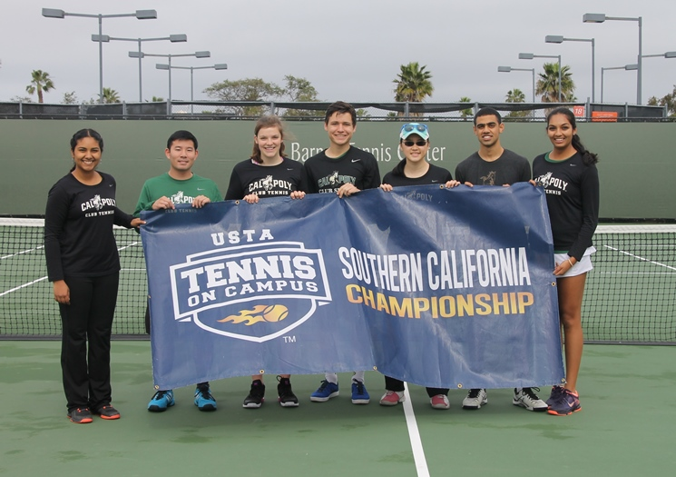 Cal Poly 2017 SoCal Champs