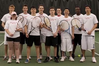 University of Utah Club Tennis Team (400)