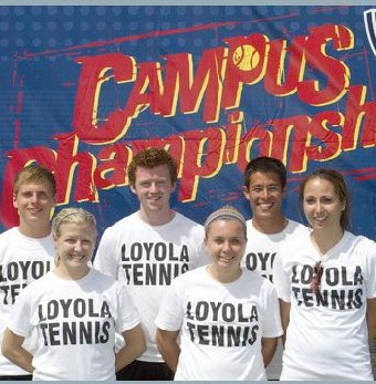 Loyola University Chicago Club Tennis Team (400)