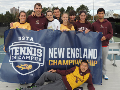 2012 New England Champions - Boston College