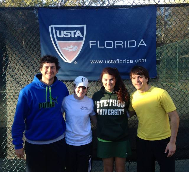 2013 Stetson Club Tennis Photo
