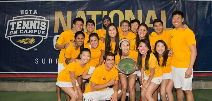 2014 National Champions - UC Berkeley