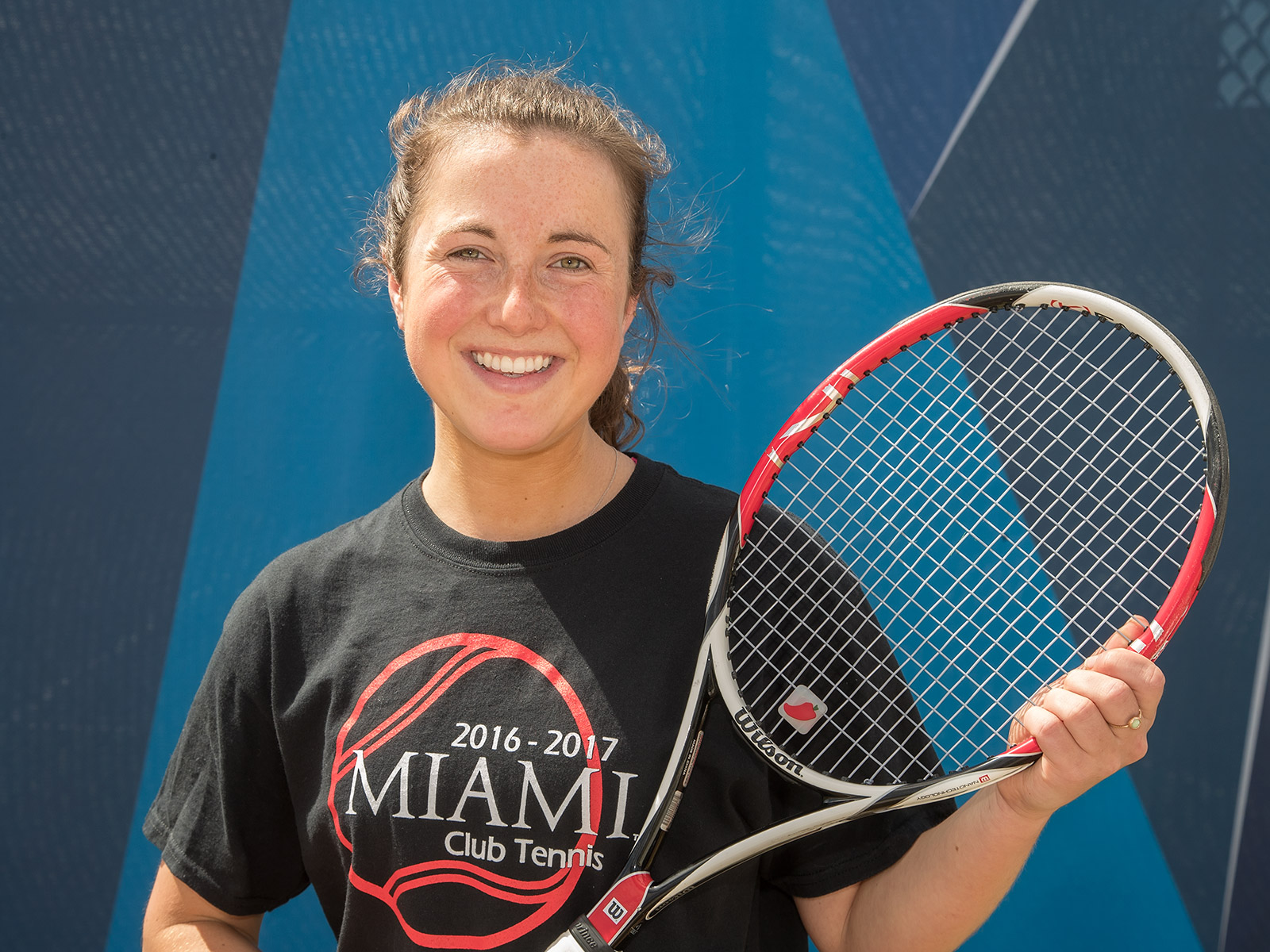 2017 Tennis On Campus Sydney Reichert
