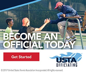 USTA Officiating