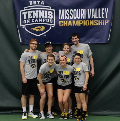 2014 MoValley Champions - Univ of Iowa