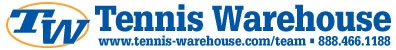 Tennis Warehouse Logo Long