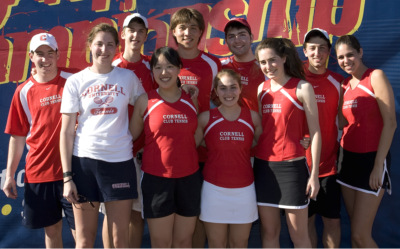 Cornell University Team Photo 2009 NCC