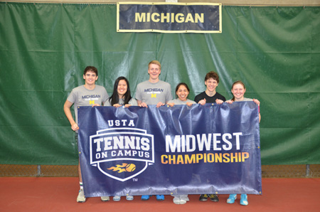 2014 Midwest Champions U of Michigan