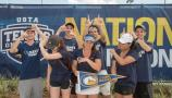 April 13, 2017; Lake Nona, FL USA 2017 Tennis on Campus National Championship.University of California, Davis