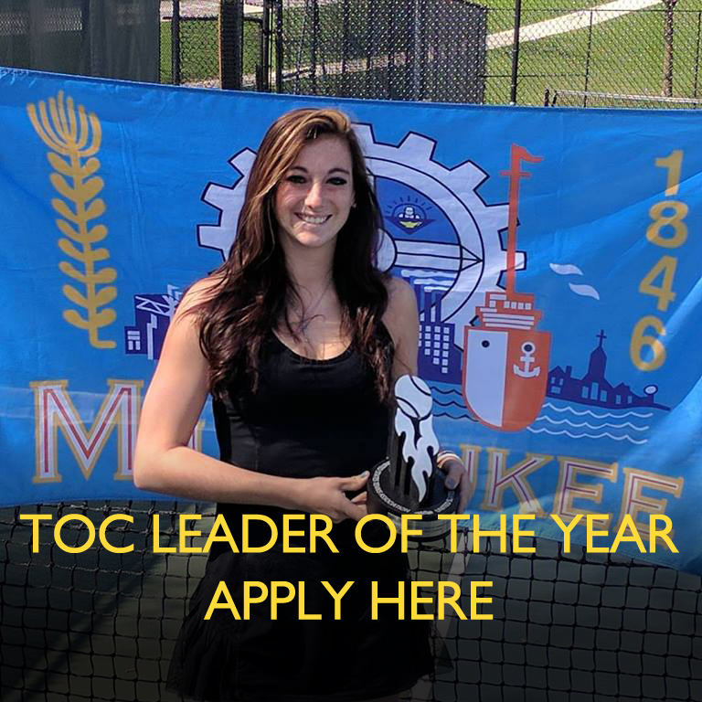 TOC Leader of the Year Button