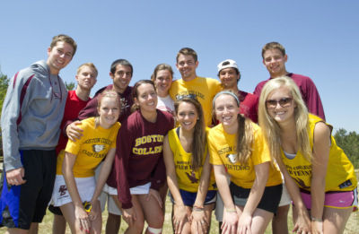 Boston College Eagles at Nationals 2012
