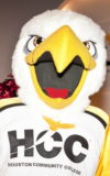 Houston Community College Mascot