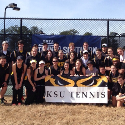 Kennesaw State University 2014 Team Photo