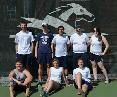 Longwood University Team Photo